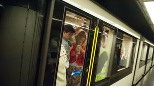Mikor lesz már vége a forgalomkorlátozásnak az M2-es metrón?