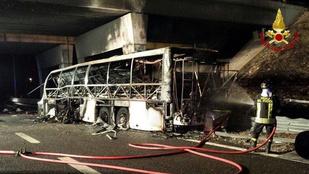 Hazahozták a veronai buszbaleset egyik legsúlyosabban sérült áldozatát