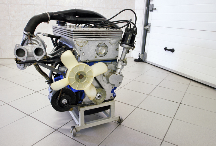 A ladások Szent Grálja, a VFTS T16-os turbómotorja