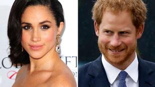 Így ünnepelte a legelső Valentin napját Harry herceg és Meghan Markle