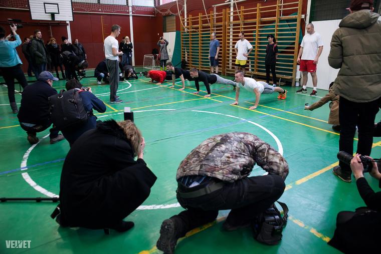 Ha ön nem szereti a fekvőtámaszt és hosszútávfutást, akkor most felejtse el, hogy jelentkezik az állományba