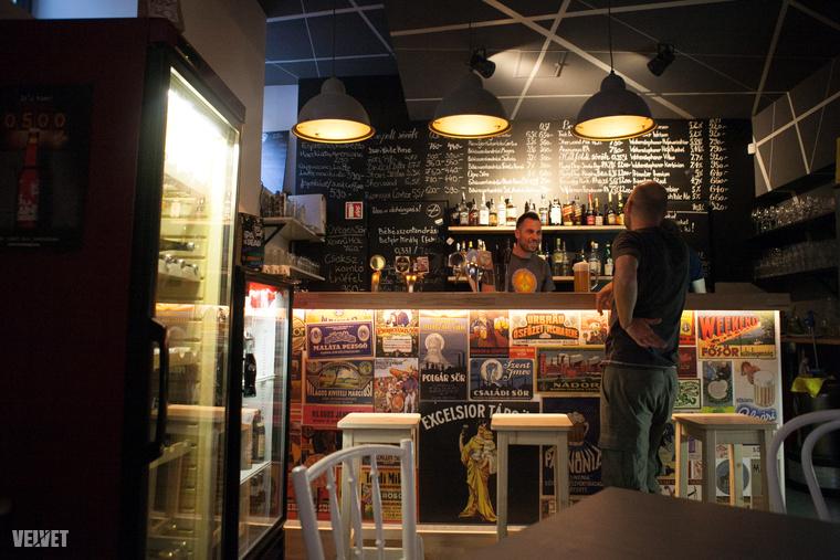 Már 2013-ban is szügyig lehetett gázolni az olyan budapesti ivókban, ahol ilyen kisüzemi söröket adtak