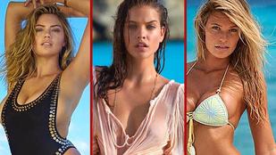 Tegyen igazságot: ki a legszexibb a Sports Illustrated bikinis női közül?