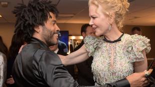 És azt tudta, hogy Nicole Kidman és Lenny Kravitz jegyben jártak?