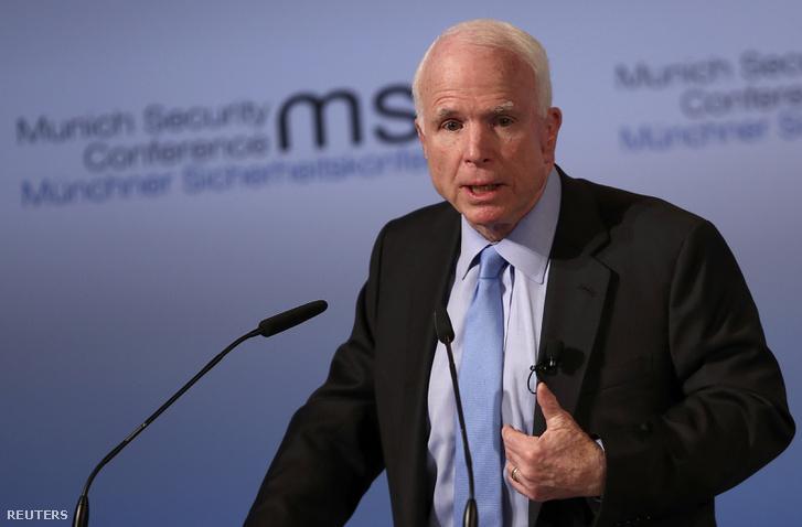 John McCain Münchenben.