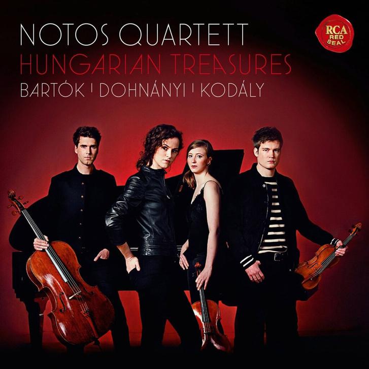 A Notos Quartett lemeze