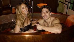 Mariah Carey végre elismerte, hogy összejött a táncosával
