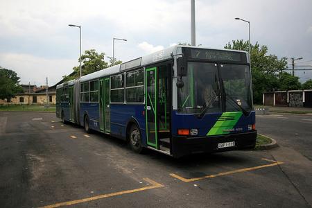 A most is közlekedő IK 435-ös
