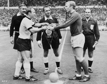 A német-angol meccsen