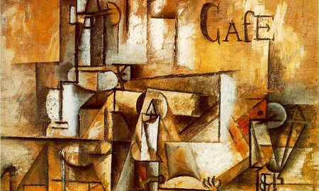 Picasso, Galamb borsóval