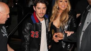 Mariah Carey-nek egyre jobban áll tizehárom évvel fiatalabb barátja