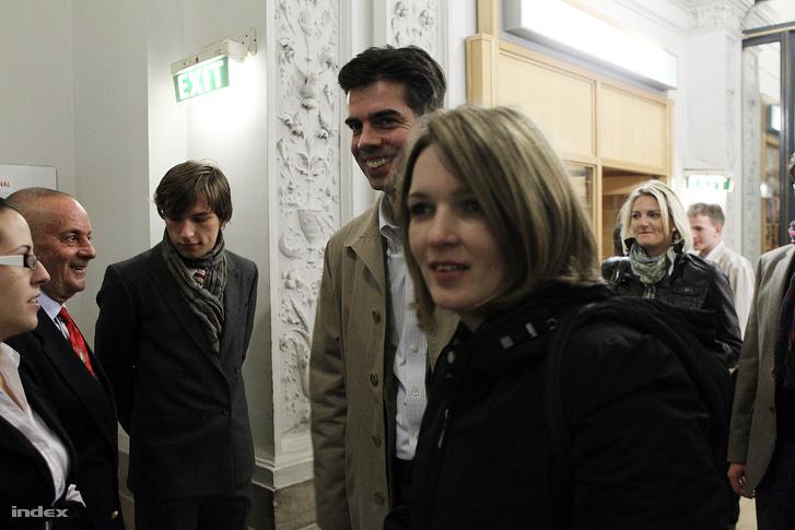Gyürk András a 2010-es önkormányzati választások idején
