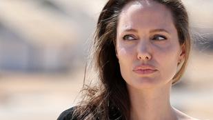 Most lett nyilvánvaló, hogy Angelina Jolie-t mindenki rühelli