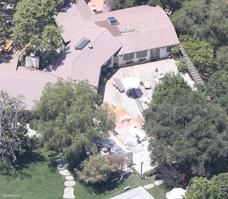 Ez volt az a luxusvilla, ahol Jennifer Garner és Ben Affleck lakott családjával, azonban 2015-ben kiköltöztek az ingatlanból, és el is adták azt