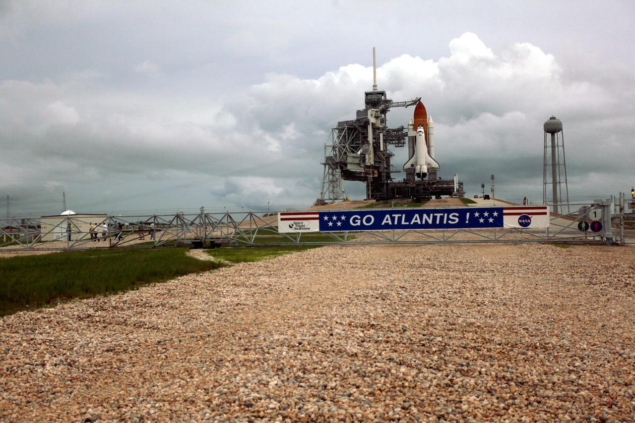 2011. július 21-én dübörögtek fel utoljára az űrsiklóhajtóművek a Kennedy Űrközpont LC-29A startállásán.