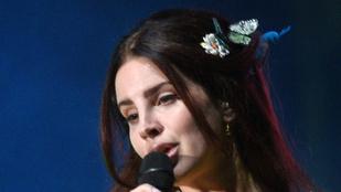 Álomszerű vintage klippel tért vissza Lana Del Rey