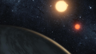 Nagy bejelentésre készül a NASA - felfedeztek valamit a Naprendszeren túl