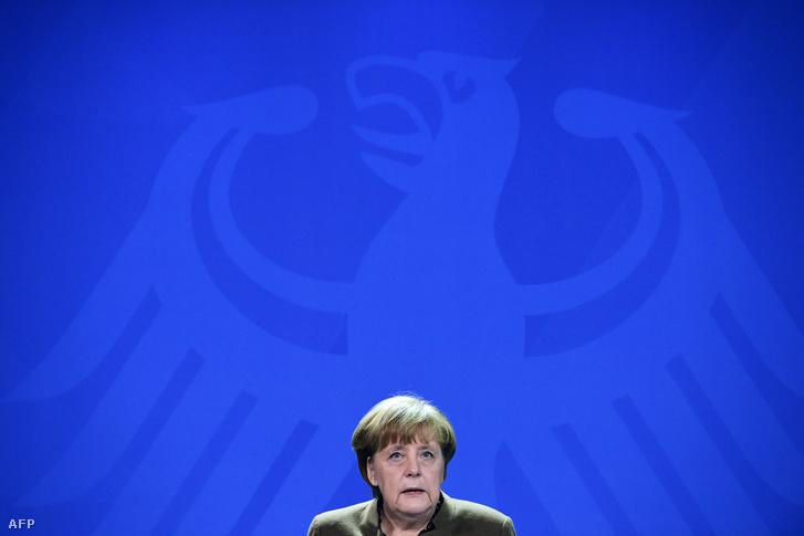 Merkelt is kipécézték