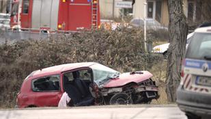 Halálos baleset történt Biatorbágyon