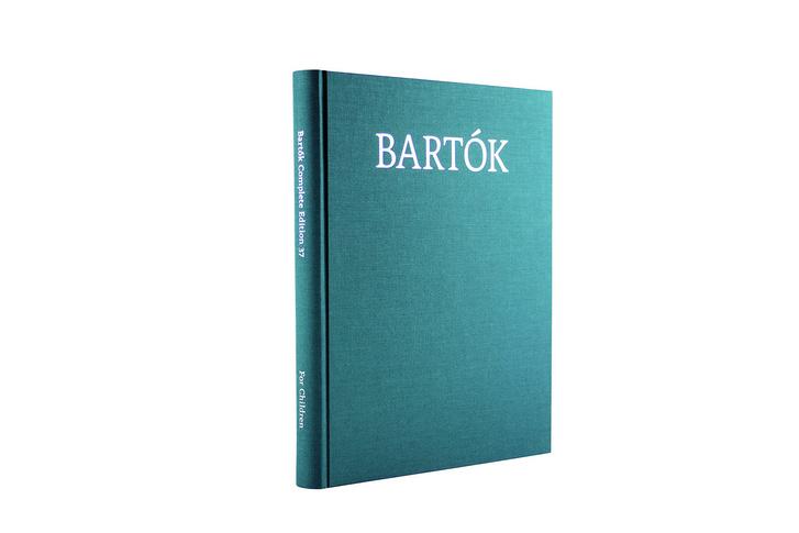 A Bartók-összkiadás első kötete