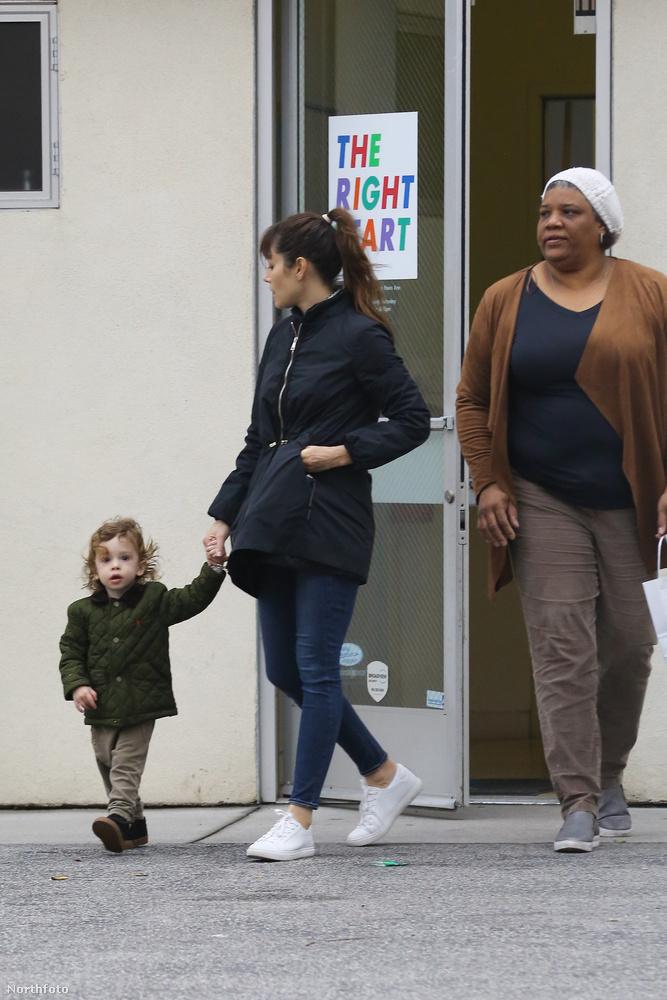 Justin Timberlake és Jessica Biel kisfia 2015-ben születettmeg,azóta pedig nem sokat láthattuk Silas Randall Timberlaket.