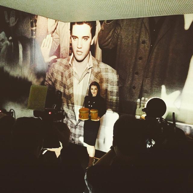 2015-ben Londonban megnyitotta az Elvis kiállítást