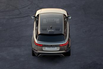 Velar, a legújabb Range Rover