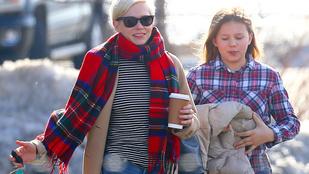 Heath Ledger lánya szépen megnőtt - már majdnem akkora, mint anyja, Michelle Williams
