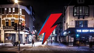 Bowie-emlékműre gyűjtenek a rajongók