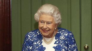 Nézze meg, milyen jól van II. Erzsébet királynő!