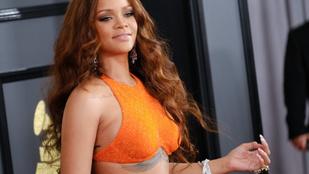 Az megvan, hogy az év humanitáriusa díjat Rihanna kapja?