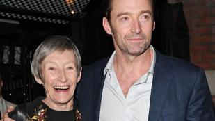 Hugh Jackman minden bizonnyal anyjától nyúlta a Farkas karakterét