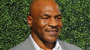 Fejezze ki érzéseit Mike Tysonnal!