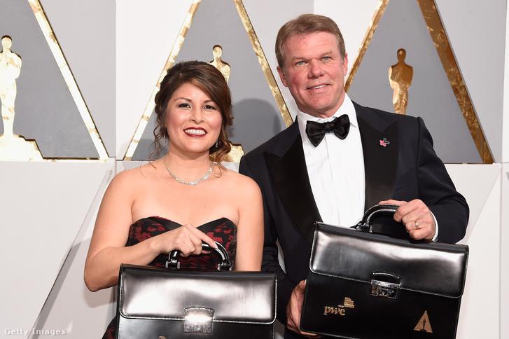 Martha Ruiz és Brian Cullinan