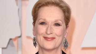 Meryl Streep viaszbabáját annyira elrontották, hogy Donald Trumpot csináltak belőle