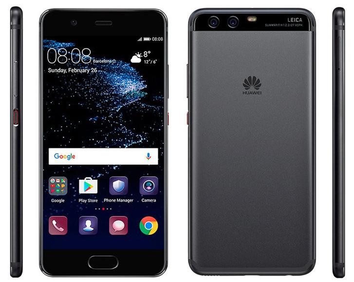 Evan Blass kiszivárogtatta a Huawei P10-et is