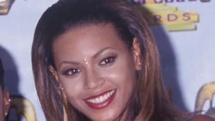 Ennyit változott Beyoncé 20 év alatt