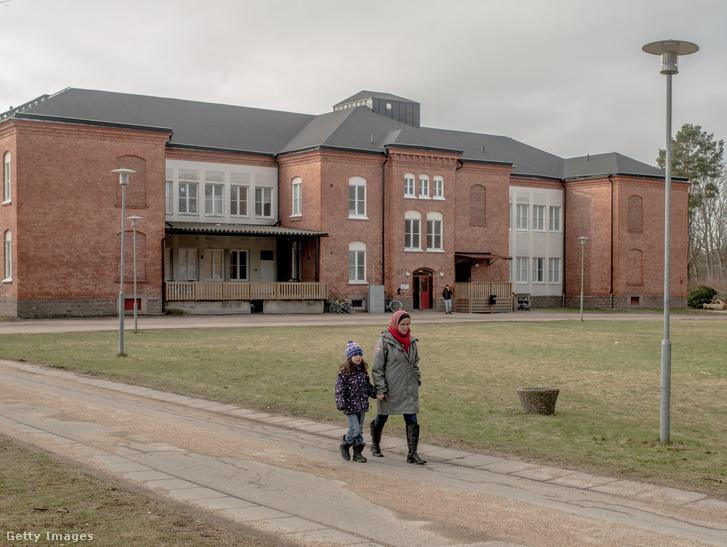 A vanersborgi tábor 2016 februárjában