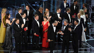 Itt a magyarázat, miért hirdettek rossz győztest az Oscaron