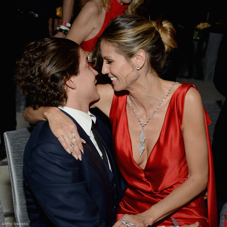 Ha nem csókolóztak, akkor is nagyon közel voltak egymáshoz.