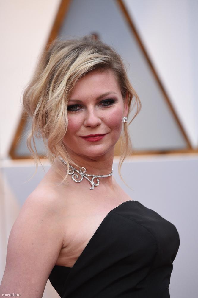 Kirsten Dunst visszatérő szexi nő.