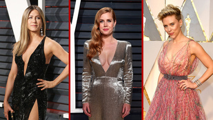 A 2017-es Oscar-gála legszexibb női