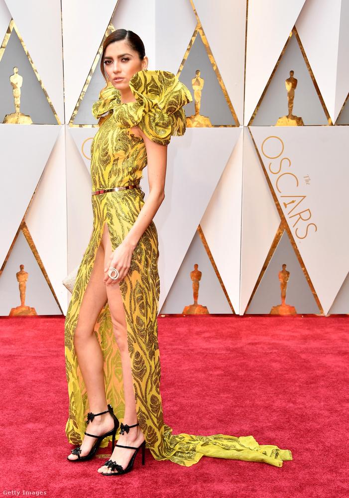 Szerkesztőségünk álláspontja, hogy a Blanca Blanco visel bugyit vagy legalábbis valami tapaszt a legkritikusabb helyen, de azért ez így egy Oscar-gálára egyértelműen túlzás