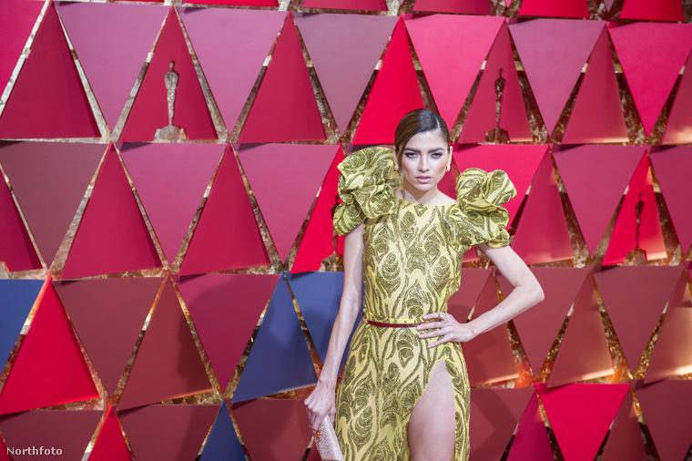 Ő Blanca Blanco színésznő, vele nyitjuk az idei Oscar-gála legrosszabbul öltözötteivel foglalkozó képösszeállítást
