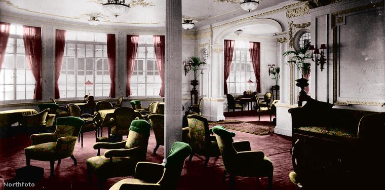 Az olvasóteremben is sok időt töltöttek a luxusjármű vendégei
