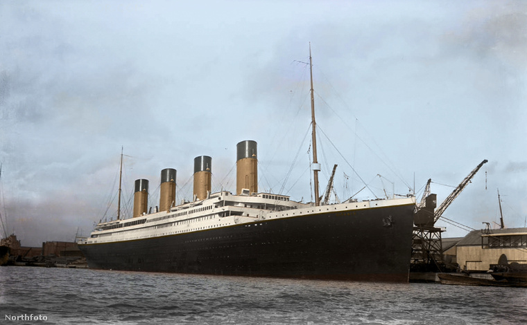 Az óceánjárót a kor egyik legnagyobb és legbiztonságosabbnak luxusgőzöseként tartották számon