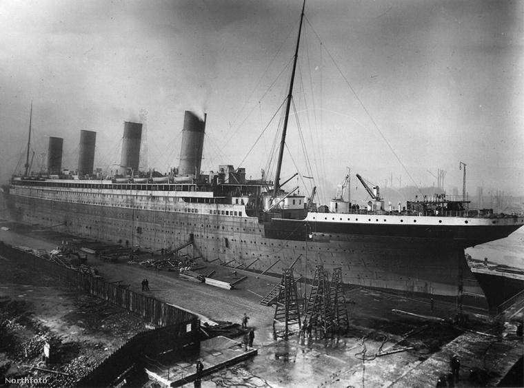 A hajó 1912
