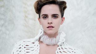 Látott már ilyen sokat Emma Watsonból?