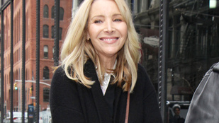 Lisa Kudrow mert nemet mondani az öregedésre