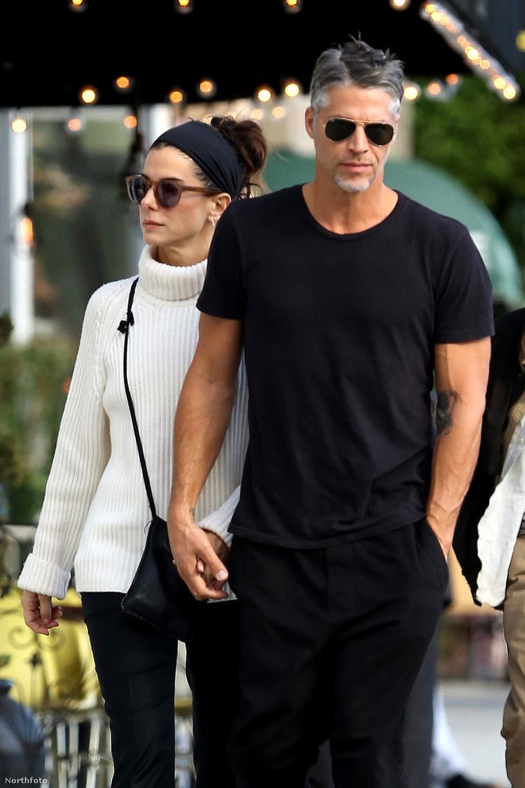 Sandra Bullock és Bryan Randall 2015 óta vannak együtt.
